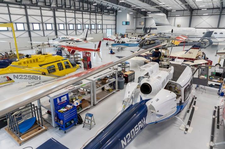 Hillsboro Aviation Hangar