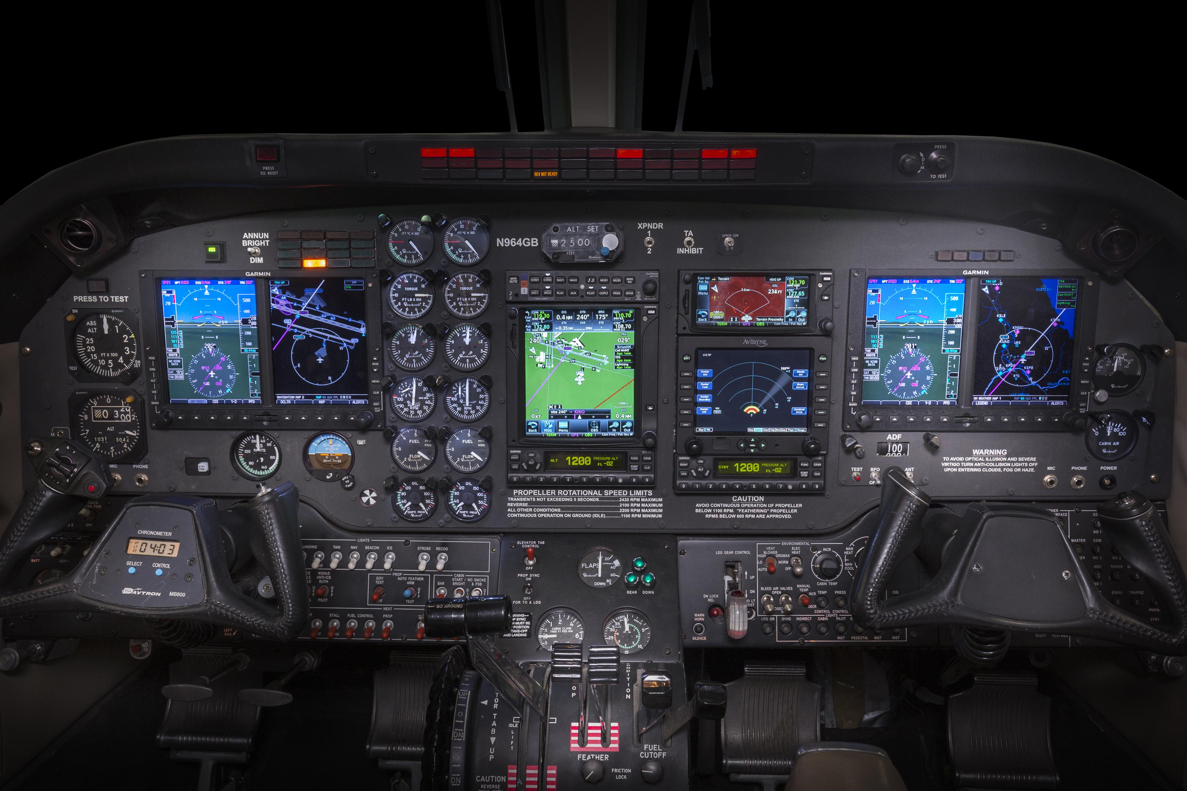 Hillsboro Aviation Avionics