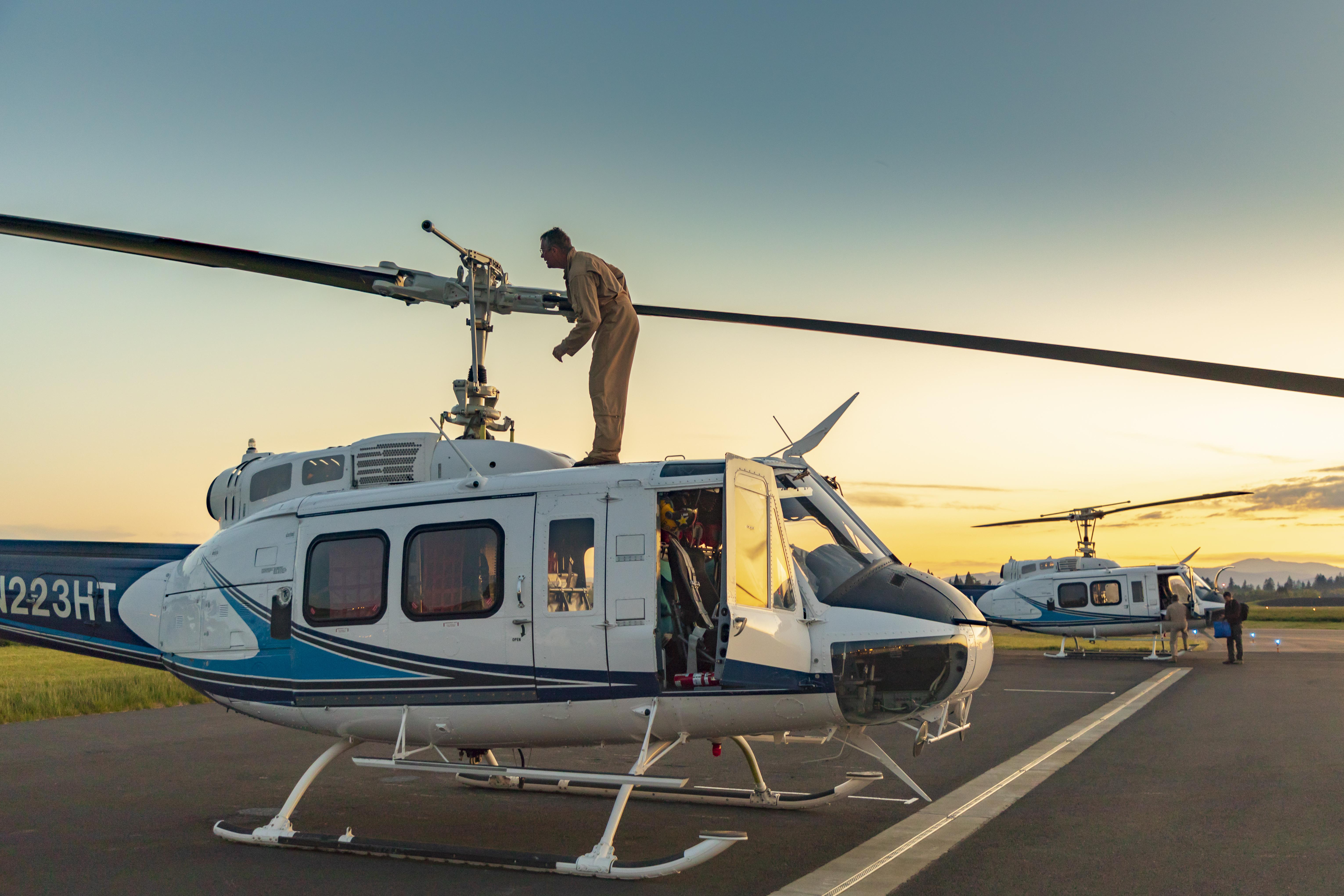 Hillsboro Aviation B205